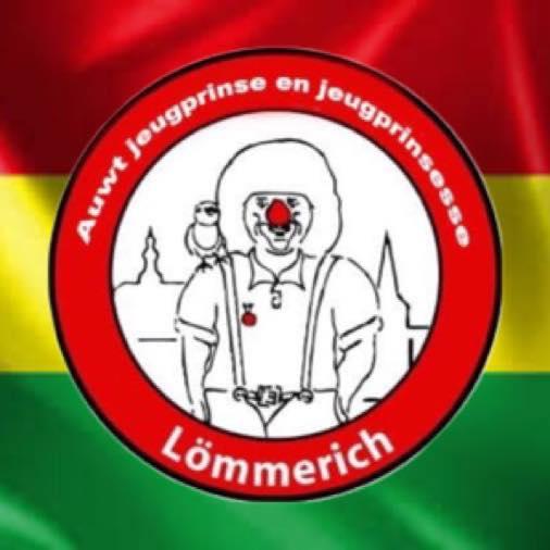 Carnaval in Limburg AJL Auwt jeugdprinse Lomerich
