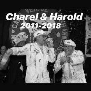 Carnaval in Limburg Charel en Harold