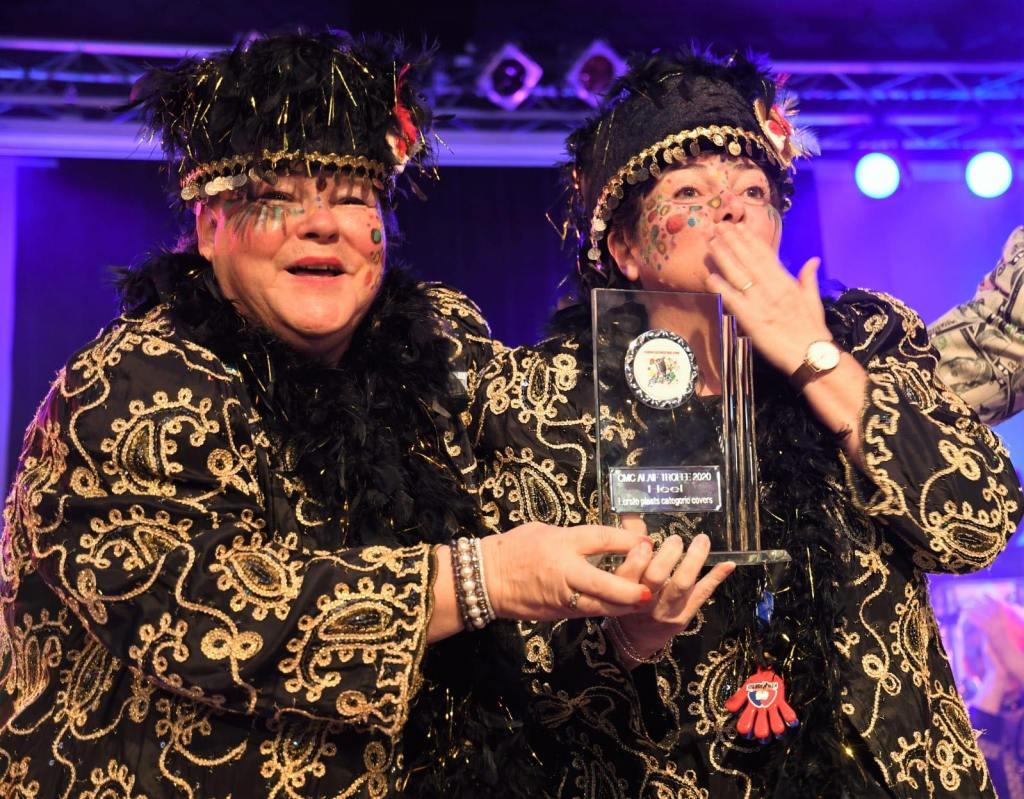 Carnaval in Limburg Duo X-Elle