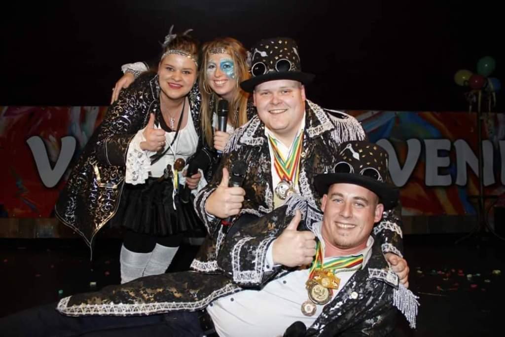 Carnaval in Limburg De Laatkomers