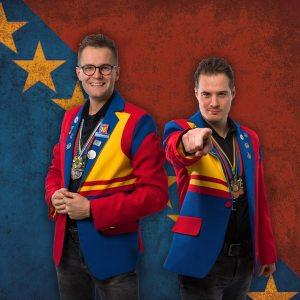 Carnaval in Limburg Ken & Robbie