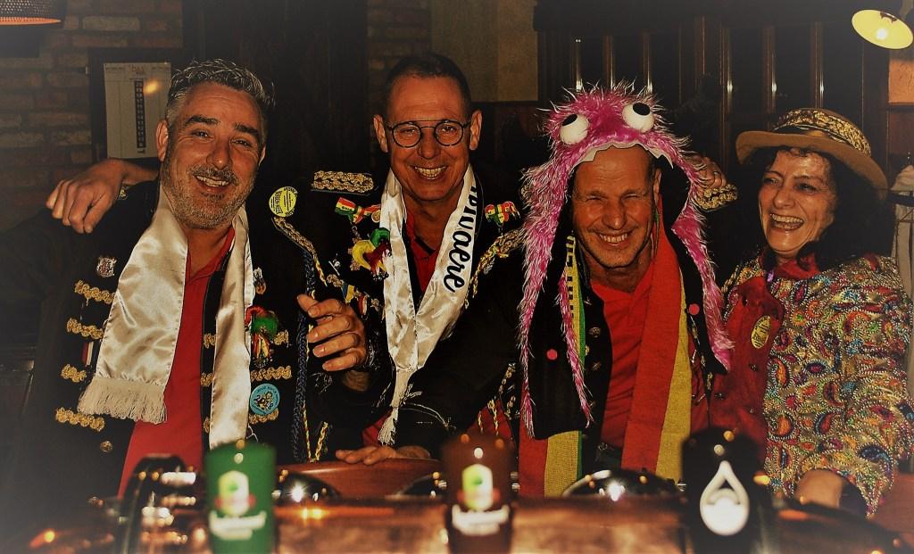 Carnaval in Limburg Laotj ós mer Gewaere