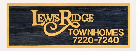 Lewis Ridge – Edina