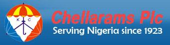 Chellarams Plc Logo
