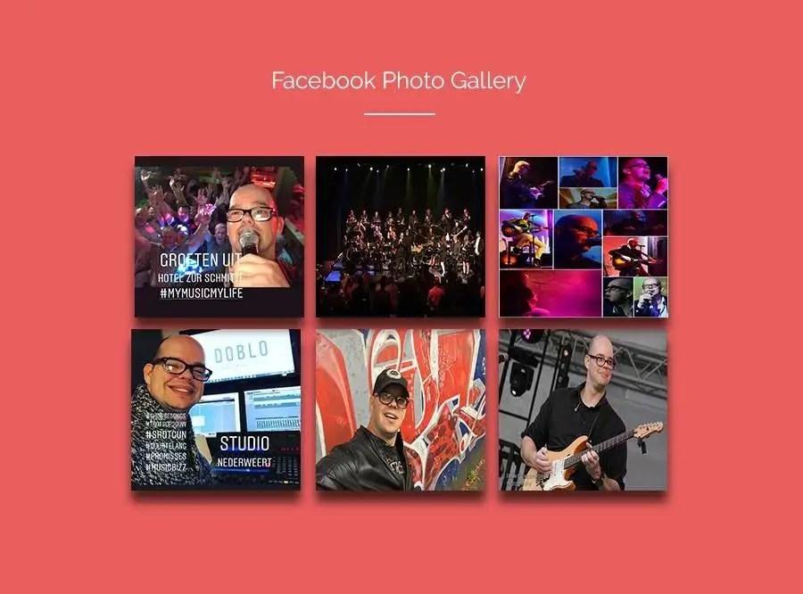 facebook gallery international artist Roel Thomas