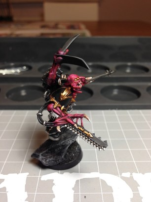 Possessed Chaos Space Marine