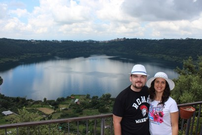 A quick travel to Nemi and its crater lake.