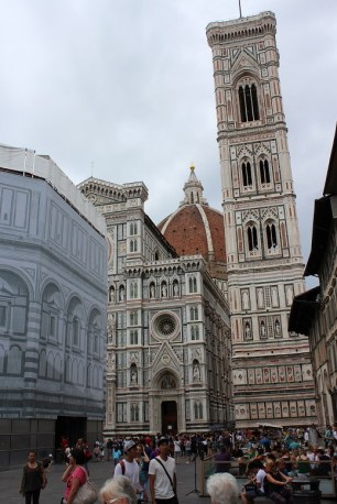 Well, here we go. The Duomo itself.