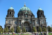 A first look at Berliner Dom.
