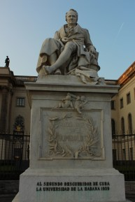... and Herr Humboldt himself.