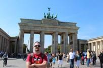 Next up we went through the Brandenburger Tor towards Alexanderplatz.