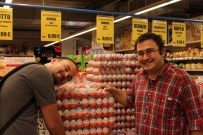 A quick visit to the local supermarket and some love for Kinder Surprise!