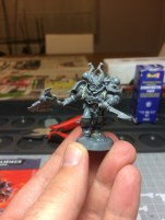 Haven't seen many comments on this but I think the new Dark Eldar Succubus' pose owes its popularity to the Champion.