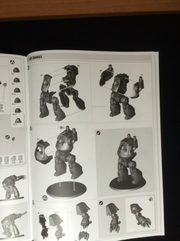 The much debated Contemptor design. I may try reposing the mini too.