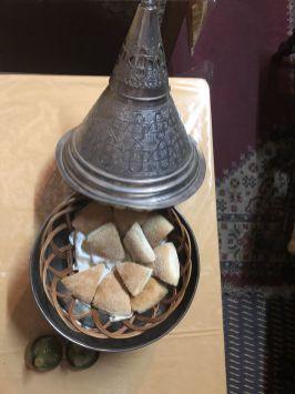 pan árabe de acompañamiento