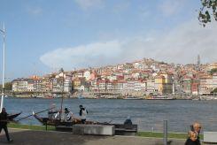 Porto desde Vilanova de Gaia