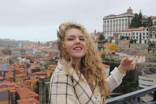 Porto desde el puente Don Luis I