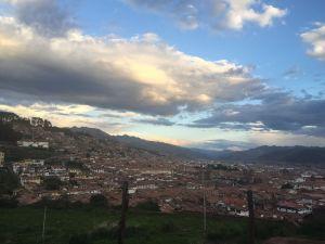Cusco panoramica