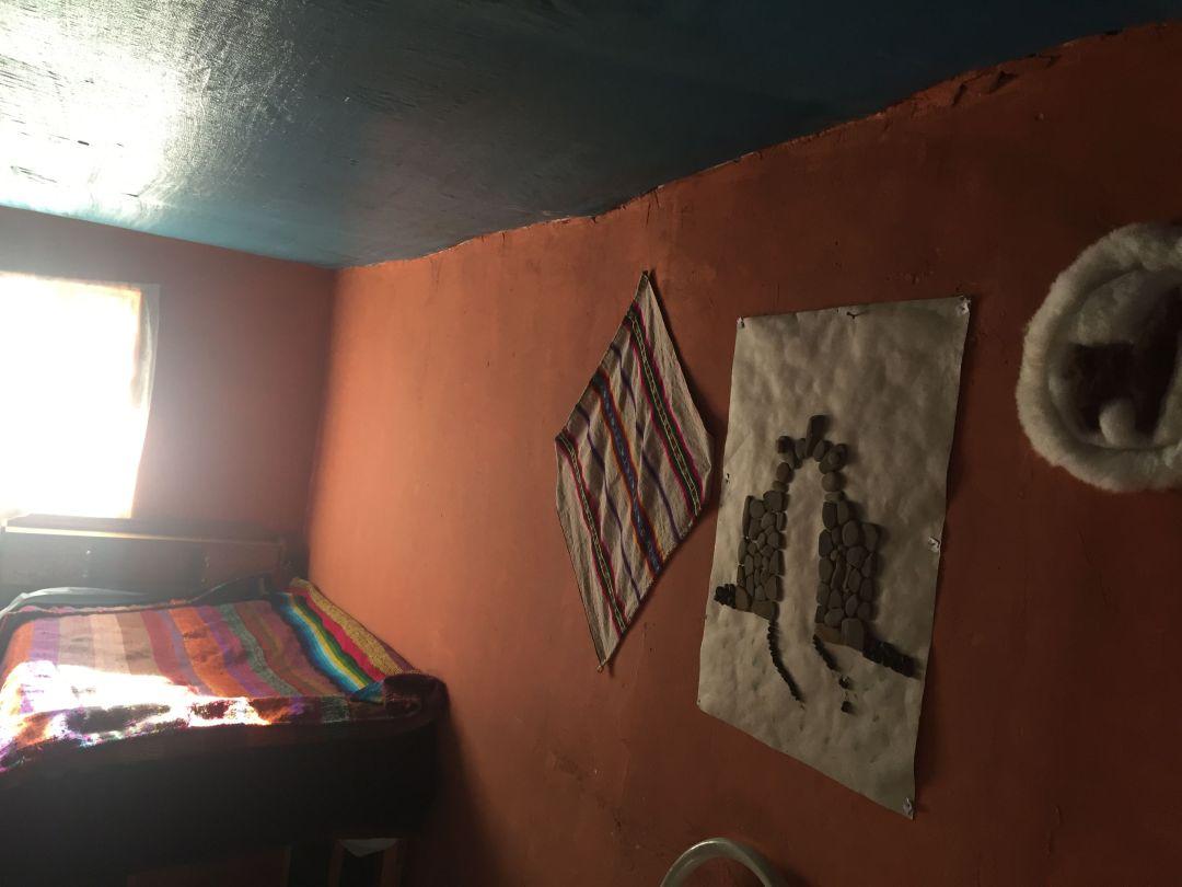 Mi habitación en Amantaní
