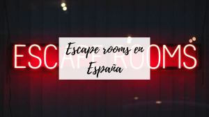 escape room en españa