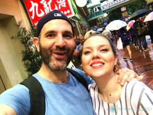 vídeo hong kong