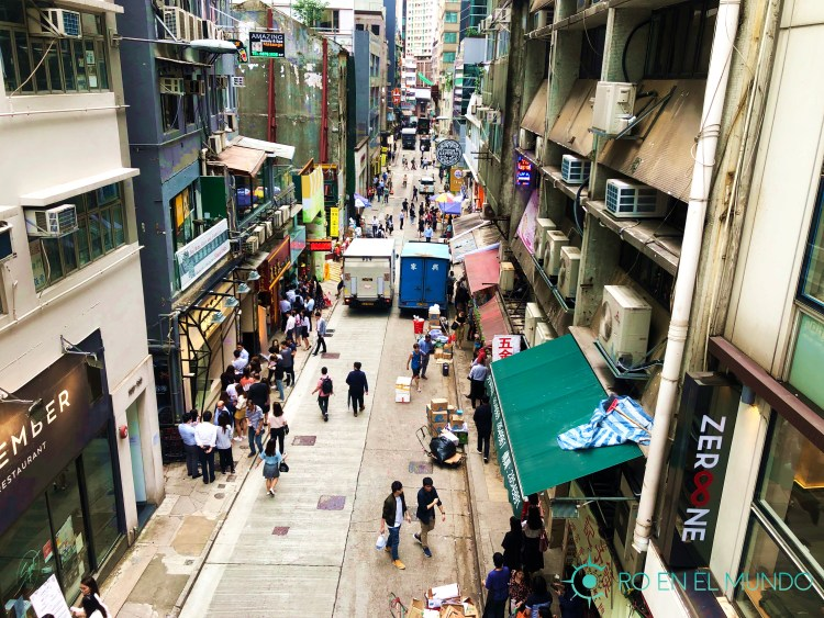 Central y Sheung Wan