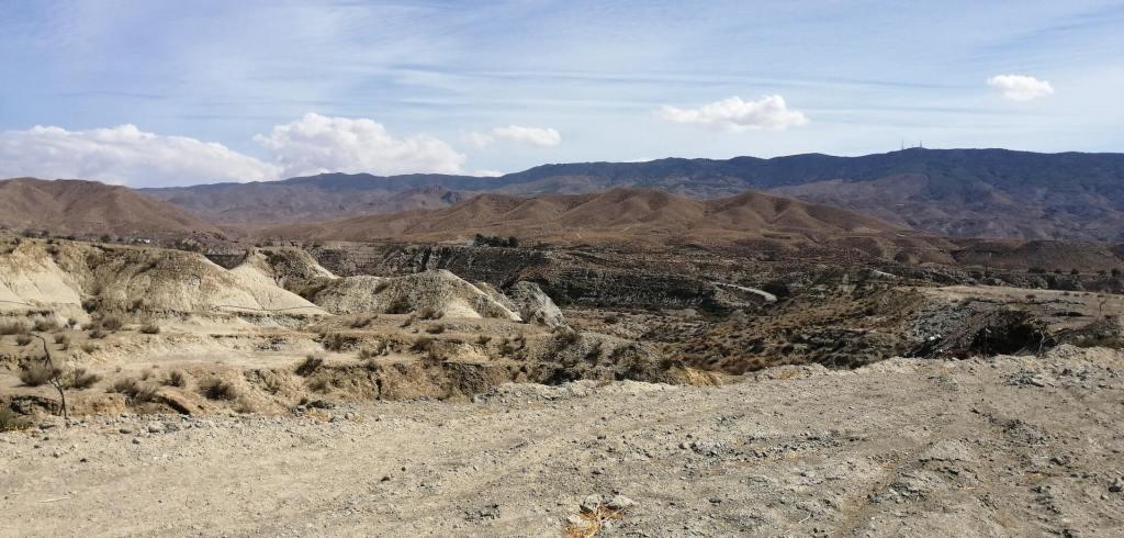 desierto de tabernas, imprescindible que ver en almería provincia
