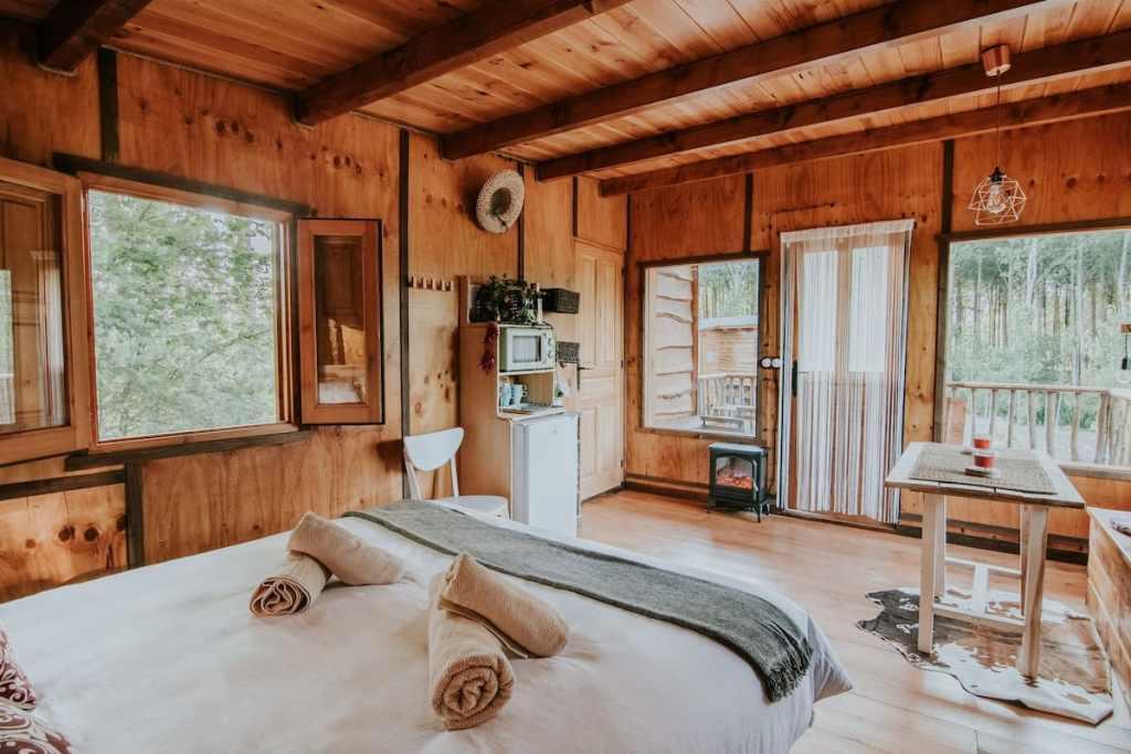 escapada rural alojamiento único airbnb