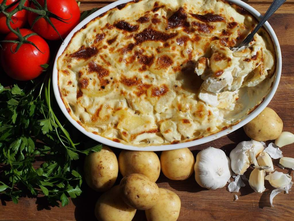 tartiflette patatas gratinadas francesas