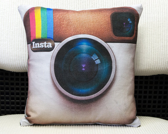 Bantal Printing Instagram