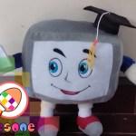 Boneka Maskot BTKP Yogyakarta
