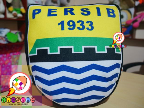 Boneka Maskot Souvenir Suporter PERSIB Bandung BOBOTOH BOMBER VIKING