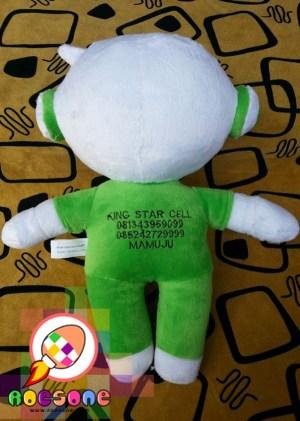 Boneka Oppo Promosi Counter dan Distributor