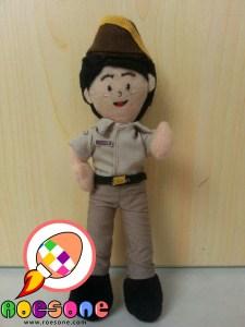 Produsen Boneka Maskot Kementerian Pertanian