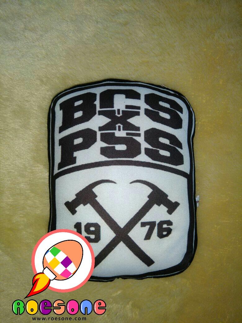 Produsen Bantal Souvenir BCS X PSS Sleman
