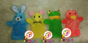 Manufacturer Hand Puppet Animals Characters in Indonesia