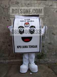 Produsen Boneka Maskot dan Badut KPU Jawa Tengah
