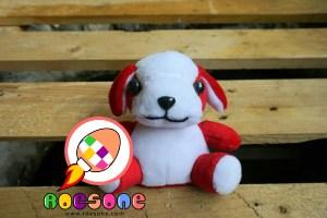 Produsen Boneka Souvenir Wedding Karakter Anjing Lucu