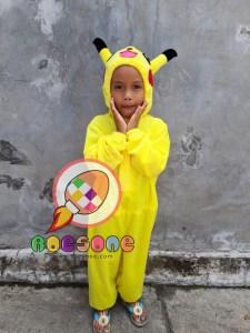 Produsen Kostum Anak Karakter Pokemon Untuk Pentas