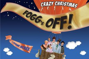 London Toast Theater - Crazy Christmas is back - and it's crazier than ever ! nummer 36
