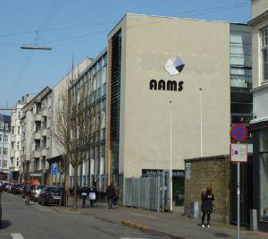 Maskinmesterskolen i Borggade i Aarhus