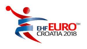Mens EHF European Handball Championship 2018