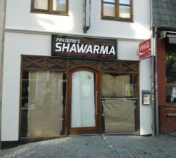 Frederiks Shawarma tidligere Kemya Sandwichbar i nr 39