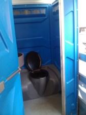 Selvfølgelig med meget fine toiletforhold!