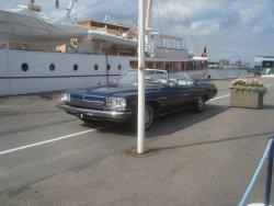 krone 3 - Buick Centurion Cabriolet årg. 1973