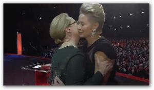 Meryl Streep og Trine Dyrholm i Berlin