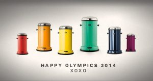 We wish the best of luck to all athletes at the Olympic Winter Games in Sochi.