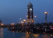 Haridwar by night