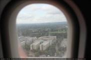 Landeanflug London Gatwick