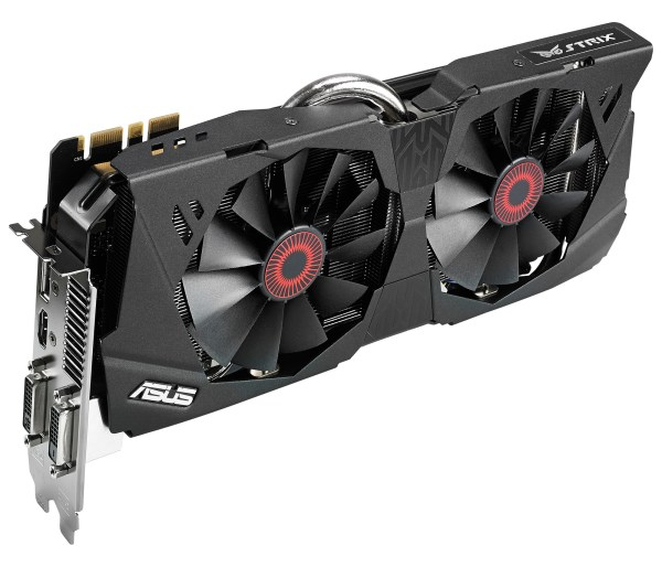 ASUS Announces Strix R9 280 And Strix GTX 780 Gaming